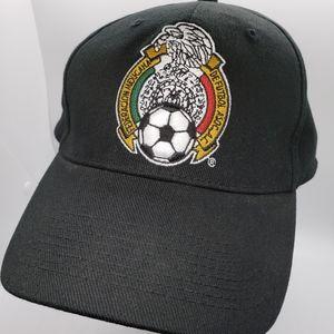Federacion Mexicana De Futbol Asoc Soccer Hat